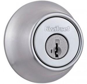 kwikset deadbolt lock