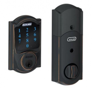 Schlage Camelot Touchscreen