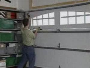 Garage Door Panel Replacement 2
